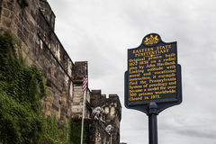 Free Eastern State Penitentiary Stock Image - 78589981