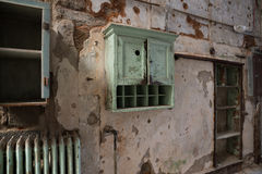 Eastern State Penitentiary Cell Contents Royalty Free Stock Photography