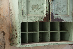 Eastern State Penitentiary Cell Contents Royalty Free Stock Photos