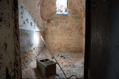 Eastern State Penitentiary Stock Photo