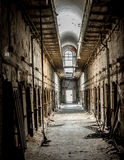 Eastern State Penitentiary Cell doors Stock Photo