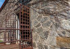 Eastern State Penitentiary Royalty Free Stock Image