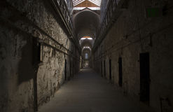 Eastern State Penitentiary cell Royalty Free Stock Photos