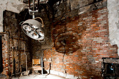 Eastern State Penitentiary Operating Room Stock Images