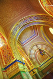 Eastern style interior Royalty Free Stock Photo