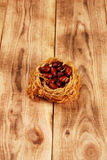 Eastern sweetness with peanuts Royalty Free Stock Photography