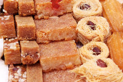 Eastern sweets Royalty Free Stock Photography