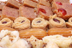 Eastern sweets Royalty Free Stock Photos