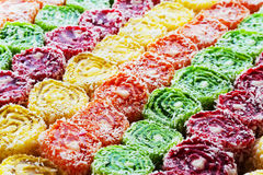 Eastern sweets. Side view. Sweets Stock Photo