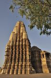 Eastern Temples of Khajuraho, India - UNESCO world heritage site, Stock Photography
