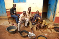 Eastern Uganda Stock Image