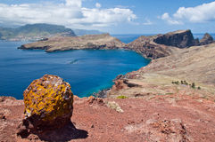 Easternmost point of Madeira Stock Photo