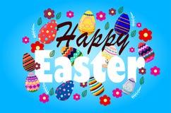 Easters felice Fotografia Stock Libera da Diritti