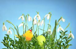 Eastertime Royalty Free Stock Photography