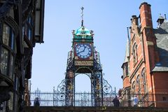 Free Eastgate Clock, Chester Stock Images - 2327464