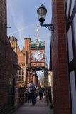 Eastgate Clock Chester Stock Photos