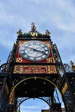 Eastgate clock Chester Royalty Free Stock Image