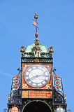 Eastgate Clock, Chester. Royalty Free Stock Photos