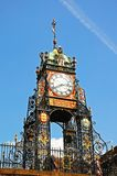 Eastgate Clock, Chester. Stock Photography