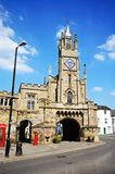 Eastgate, Warwick. Royalty Free Stock Photography