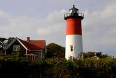 Eastham, MA: Nauset Lighthouse Stock Photos