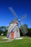 Eastham väderkvarn Cape Cod, Massachusetts, USA arkivfoton