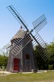 Eastham wiatraczek w Cape Cod Zdjęcie Stock