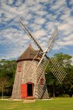 Eastham Windmill. Cape Cod's Oldest windmill, built in 1680 by Thomas Paine of Eastham Mass stock images