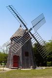 Eastham Windmill in Cape Cod Stock Photo