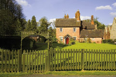 Eastnor Village Herefordshire Stock Photos