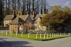 Eastnor Village Herefordshire Royalty Free Stock Photo