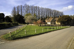 Eastnor Village Herefordshire Stock Image
