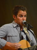 Easton Corbin at the Grand Ole Opry Stock Photo