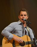 Easton Corbin at the Grand Ole Opry Royalty Free Stock Photography