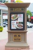 Easton Landmark byggnad, en liten stad i PA royaltyfri fotografi