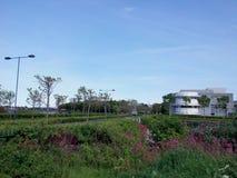 Eastpoint business park Stock Photo