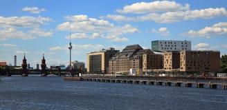 eastport panorama Zdjęcie Stock