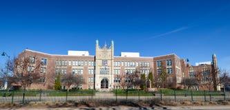 Eastside Highschool Lizenzfreies Stockbild