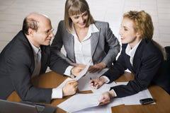 Easy agreement Stock Photo