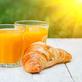 Easy breakfast Royalty Free Stock Image