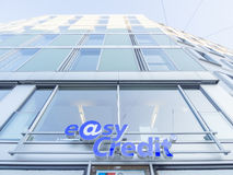 Easy credit Royalty Free Stock Image