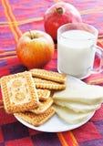 Easy diet breakfast Stock Image