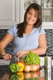 Easy food Stock Photo
