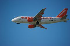Easy Jet Newcastle 2 Stock Photos