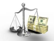 Easy money. Royalty Free Stock Image