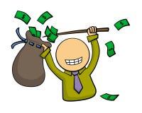Easy money Royalty Free Stock Photography