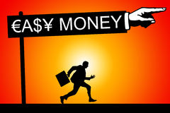 Easy money Stock Images