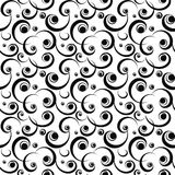 Easy scroll pattern Royalty Free Stock Photo