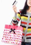 Easy shopping Stock Photo