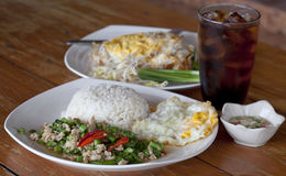 Easy Thai food. Stock Photography